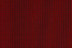 Matrix de tir de macro d'écran d'affichage à cristaux liquides Photos libres de droits