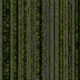 Matrix halftone effect vector illustration