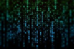 Matrix-Hintergrund Stockbilder