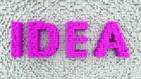 Matrix Idea Stock Photos
