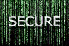 Matrix - Secure Stock Photography