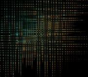 Matrix. Wallpaper stock illustration