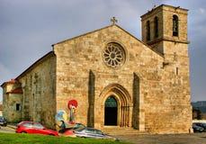 Matriz church of Barcelos stock image