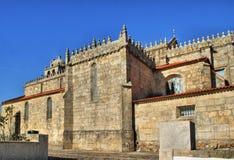 Matriz church of Vila do Conde royalty free stock photos