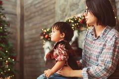 Matriz com criança foto de stock royalty free