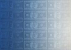 Matriz da placa 100$ ilustração do vetor