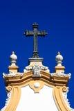 Matriz de Santo Antonio εκκλησία των gerais Βραζιλία του Minas tiradentes Στοκ φωτογραφία με δικαίωμα ελεύθερης χρήσης