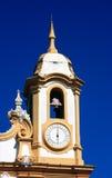 Matriz de Santo Antonio church of tiradentes minas gerais brazil Royalty Free Stock Photos