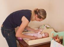 Matriz e bebé fotos de stock