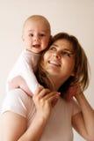 Matriz e filho Imagens de Stock Royalty Free