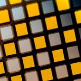 Matriz púrpura amarilla Foto de archivo