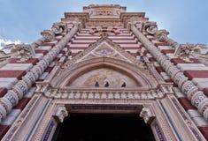 Matriz santamente da igreja Bogotá Colômbia de Carmen Imagens de Stock