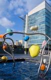Matrizes de AstraZeneca, Londres Fotografia de Stock