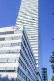 Matrizes de Hoffmann La Roche em Basileia, Suíça Foto de Stock Royalty Free