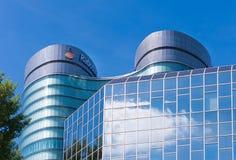 Matrizes do banco holandês Foto de Stock