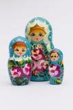 Matroska dolls Royalty Free Stock Photo