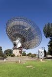 Maträtt för radioteleskop Arkivbild