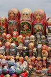 Matryochka dolls Stock Photography