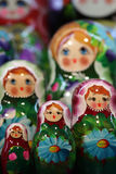 Matryoshka Photo libre de droits