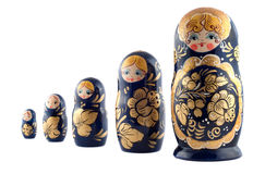 Matryoshka Photos stock
