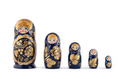 Matryoshka Photographie stock
