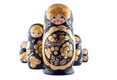 Matryoshka imagem de stock