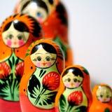 Matryoshka Foto de archivo libre de regalías