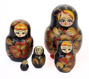 matryoshka Obrazy Royalty Free