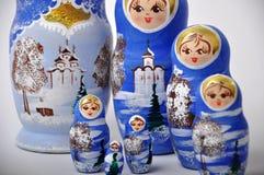 Matryoshka Royaltyfria Bilder