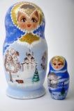 Matryoshka Royaltyfri Foto