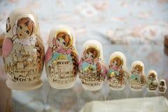 Matryoshka imágenes de archivo libres de regalías