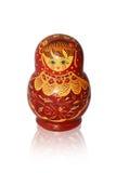 Matryoshka fotografía de archivo libre de regalías