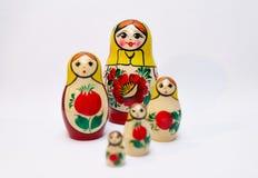 Matryoshka Photos libres de droits