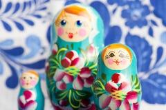 Matryoshka Стоковые Фотографии RF