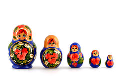 Matryoshka Royalty Free Stock Image
