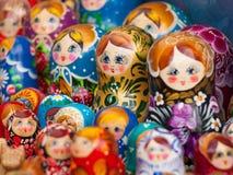 Matryoshka Fotografering för Bildbyråer
