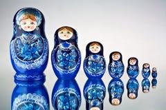 Matryoshka Royaltyfri Bild