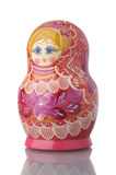 Matryoshka - A Russian Nested Doll Royalty Free Stock Image