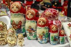 Matryoshka Royalty Free Stock Images