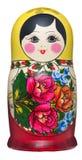 Matryoshka da boneca do russo Imagens de Stock Royalty Free