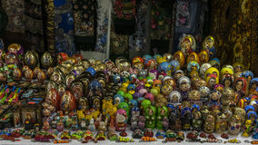 Matryoshka doll матрёшка Royalty Free Stock Photography