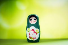 Matryoshka doll. A matryoshka doll, also known as a Russian nesting doll, Stacking dolls, or Russian doll, is a set of wooden dolls of decreasing size placed one royalty free stock photography