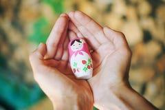 Matryoshka doll Stock Photography