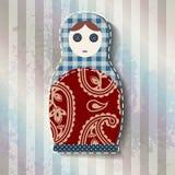 Matryoshka doll Stock Images