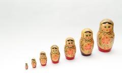 Matryoshka doll Stock Image