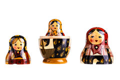 Matryoshka Stock Image