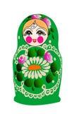 Matryoshka doll in vector, Stock Images