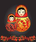 Matryoshka Dolls Stock Photography