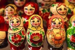 Matryoshka Dolls, Russia Royalty Free Stock Photography