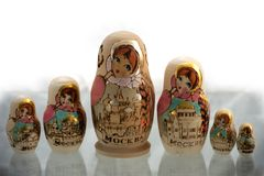Matryoshka Stock Photos